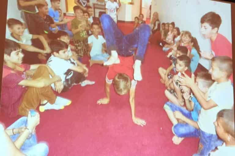 イラクの子供たち
